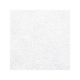 Non-Woven PLUS Table Runner White 40x120cm (500 Units)