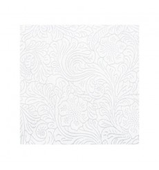 Non-Woven PLUS Table Runner White 40x120cm (500 Units)