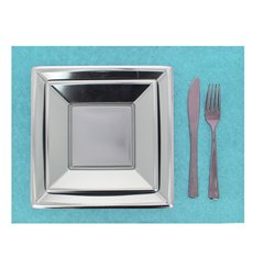 Paper Placemats 30x40cm Turquoise 40g (1000 Units)