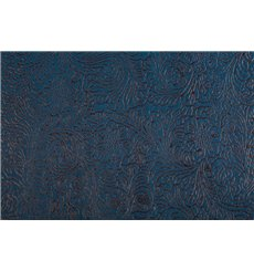 Non-Woven PLUS Tablecloth Blue 120x120cm (100 Units)