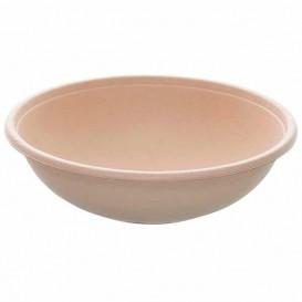 """Sugarcane Bowl """"Buddha"""" 600ml Ø17x6cm (75 Units)"""