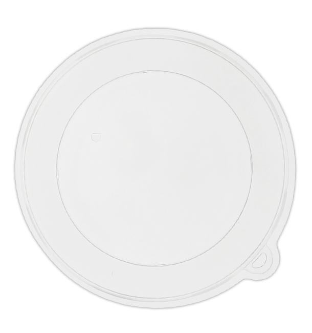 Plastic Lid PP Clear for Bowl 500ml Ø15cm (100 Units)