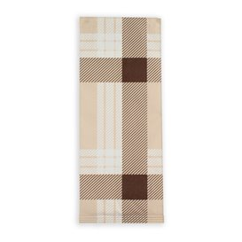 "Paper Cutlery Envelopes with Napkin ""Scottish"" (125 Units)"