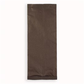 Paper Cutlery Envelopes Bruinh Napkin Brown (1000 Units)