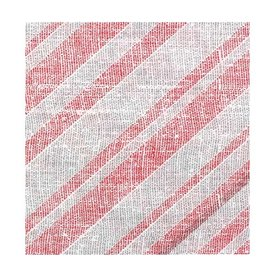 "Paper Napkin Double Point ""Barlovento Red"" 40x40cm (50 Units)"