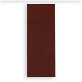 Pocket Fold Paper Napkins Brown 30x40cm (1200 Units)