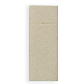 Pocket Fold Paper Napkins Cow Boys Cream 30x40cm (1200 Units)
