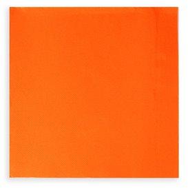 Paper Napkin Orange 20x20cm (100 Units)