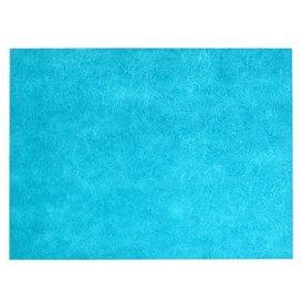 Non-Woven PLUS Placemat Turquoise 30x40cm (400 Units)