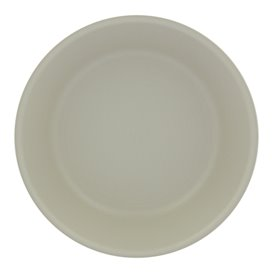 Reusable Plate Premium PP Mineral Grey Ø18cm (6 Units)