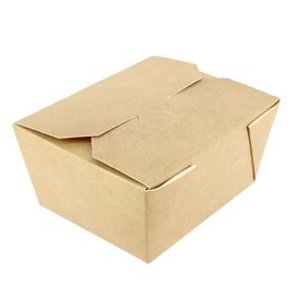 American Box Medium Kraft 10,7x8,65x6cm 500ml (360 Units)