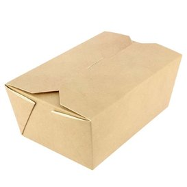 American Box Great Kraft 13x8,5x6cm 700ml (360 Units)
