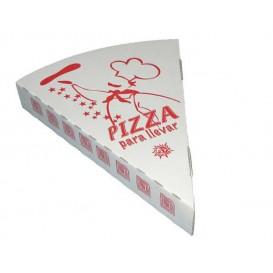 Corrugated Pizza Slice Box Takeaway (350 Units)
