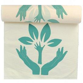 Plastic Trash Bag 100% Biodegradable 44x44cm (15 Units)
