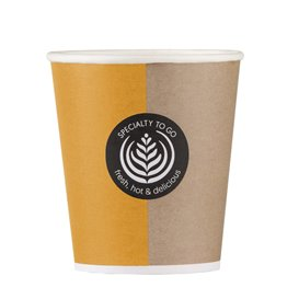 "Paper Cup ""Specialty to Go"" 6 Oz/180ml Ø7,0cm (3000 Units)"