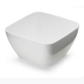 Tasting Plastic Bowl PS White 5x5x3 cm 75ml (200 Units)