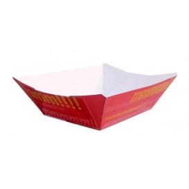 Paper Food Boat Tray 525ml 12,1x8,1x5,5cm (600 Units)