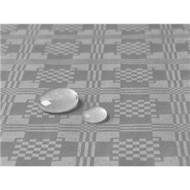 Tablecloth Roll Waterproof Silver 1,2x5m (10 Units)