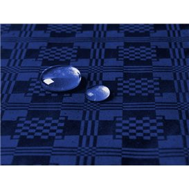 Tablecloth Roll Waterproof Blue 1,2x5m (10 Units)
