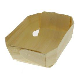 Wood Backing Tray 14,0x9,5x5,0cm (50 Units)