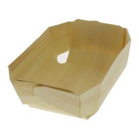 Wood Backing Tray 18,0x10,5x5,0cm (50 Units)