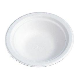 "Molded Fiber Bowl ""Chinet"" White 340ml Ø16cm (1120 Units)"