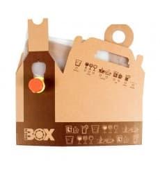 Paper Beverage Carrier 3.000 ml (1 Unit)