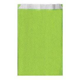 Paper Envelope Green Anise 12+5x18cm (125 Units)
