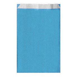 Paper Envelope Turquoise 26+9x46cm (750 Units)