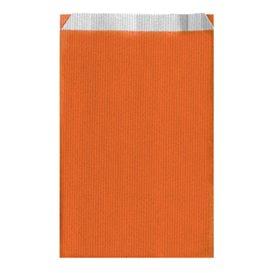 Paper Envelope Orange 19+8x35cm (125 Units)