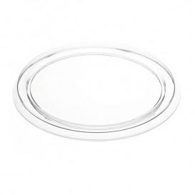 Plastic Deksel PVC voor Folie vlaai vorm 103ml (2250 eenheden)