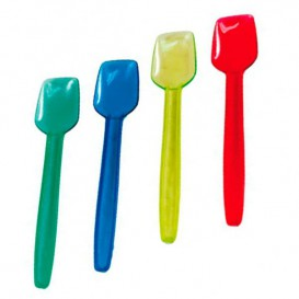 Plastic Ice Cream Spoon 9,2cm (10.000 Units)
