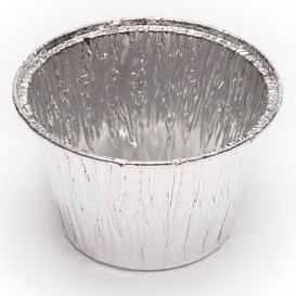Foil Flan Mold 103ml (4500 Uds)