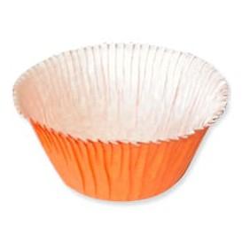 Cupcake Liner Orange 4,9x3,8x7,5cm (500 Units)