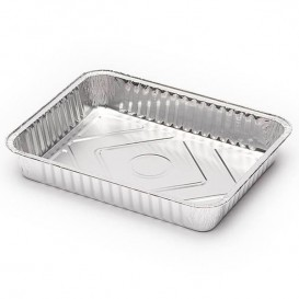 Foil Pan 1000ml 22,6x17,5cm (100 Units)