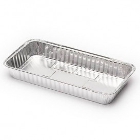 Foil Pan 797ml 25x13cm (100 Units)