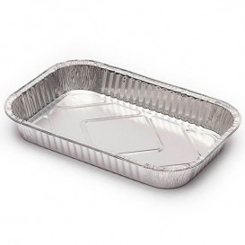 Foil Pan 1500ml 28,3x18,6cm (600 Units)