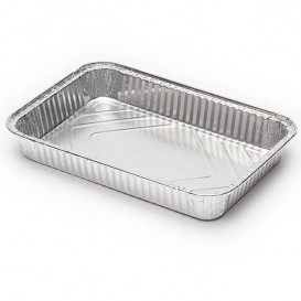 Foil Pan 2200ml 31,5x21,2cm (100 Units)