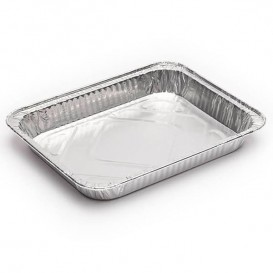 Foil Pan 2400ml 32,8x26,4cm (280 Units)