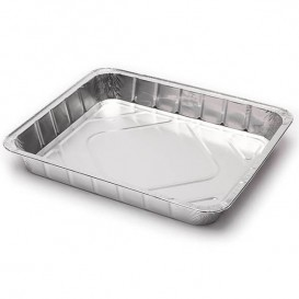 Foil Pan 4965ml 40,5x33cm (120 Units)
