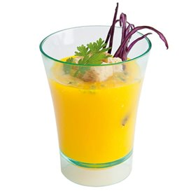 Plastic Tasting Cup PS Water Green 5x6,5cm (12 Uts)