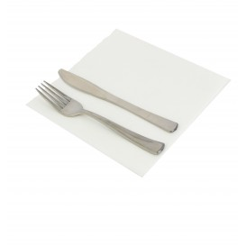 Airlaid Napkin White 40x40cm (600 Units)