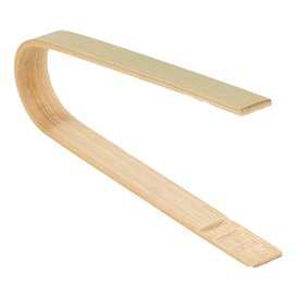 Bamboo Serving Tong 8cm (100 Units)