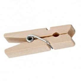 Pinzas de Bambu Catering 35mm (100 Uds)