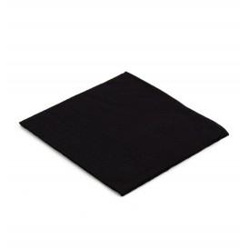 Paper Napkin Black 20x20cm 2C (100 Units)