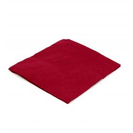 Paper Napkin Burgundy 20x20cm 2C (6.000 Units)