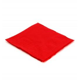 Paper Napkin Red 20x20cm (100 Units)