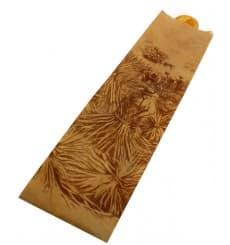 "Paper Food Bag ""Siega"" Kraft 9+5x50cm (250 Units)"