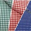 Vichy paper tablecloths