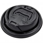 Hot Beverage Paper Cup Lids